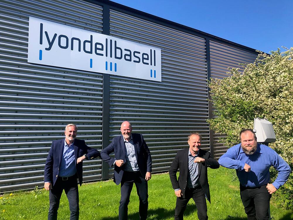 Pressemeddelelse - LyondellBasell og Nordic Polymers